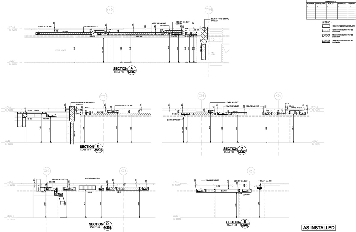 3d Cad Drafting Examples Enravelnet Blog Hvac Duct Drawing Example Rhodes 2